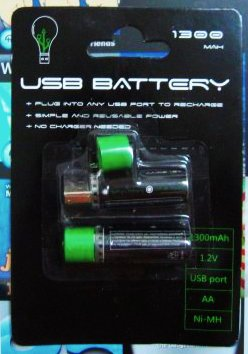 batteries in packaging