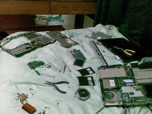 nc6000 parts