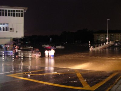 Unitek flooded
