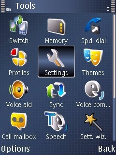 Configuring your phone for mobile Internet (DST/bmobile