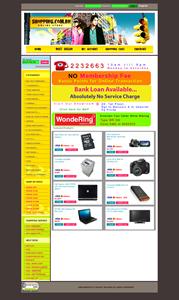 Shopping.com.bn: Design FAIL