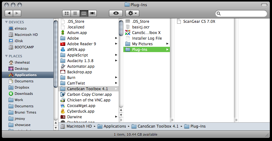mac os x leopard on demand adobe reader
