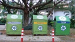 recycling bin at ubd shbie fass