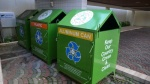 Recycling bins - BEDB