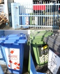 Recycling bins - Setia Motors