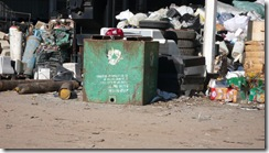 Daikyo - Lonely Old Recycling Bin