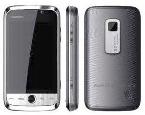 Huawei U8230 product image from GSM Arena