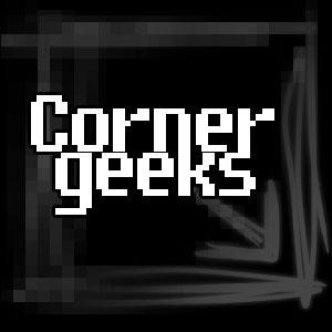 Corner Geeks Logo beta 2