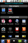 lgoo lg home app category view