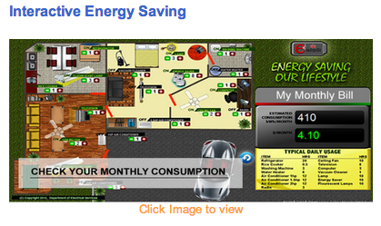 Interactive Energy Saver