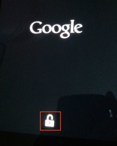 Bootloader unlock icon